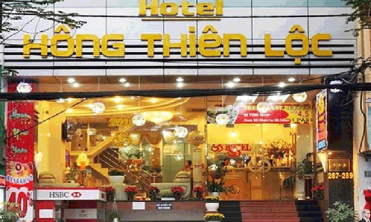 Ký hợp đồng với chuỗi khách sạn Hồng Thiên Lộc