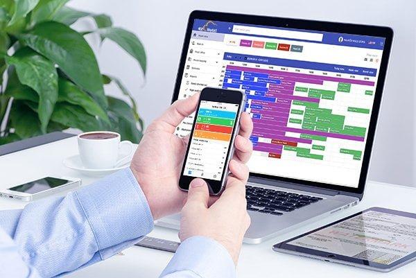 ezCloud chính thức ra mắt ứng dụng trên IOS