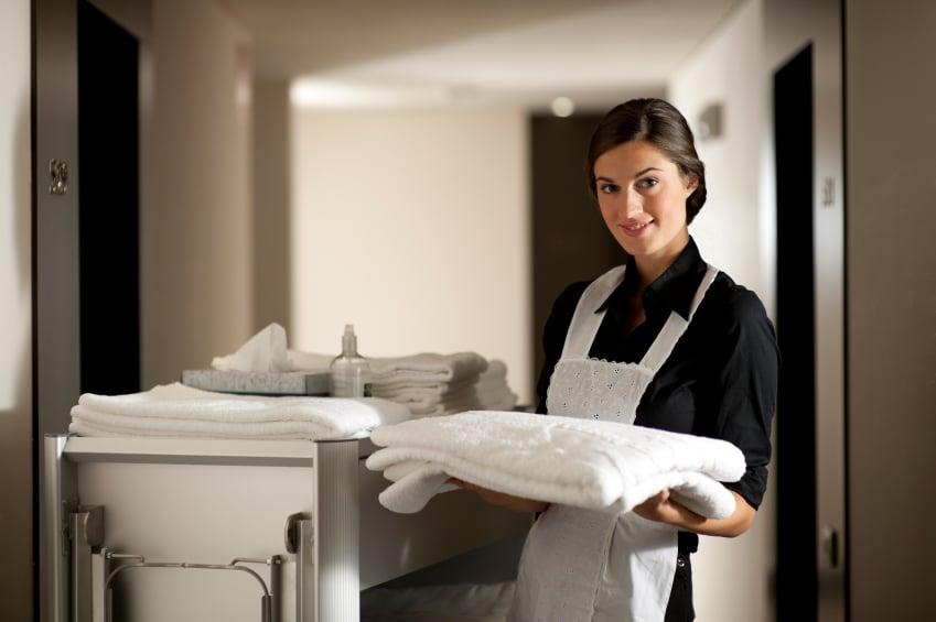 5 yêu cầu cơ bản đối với nhân viên buồng phòng trong khách sạn