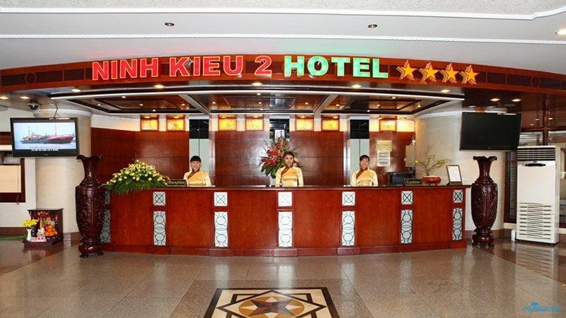 Khánh thành khách sạn Ninh Kiều 2 ở Cần Thơ