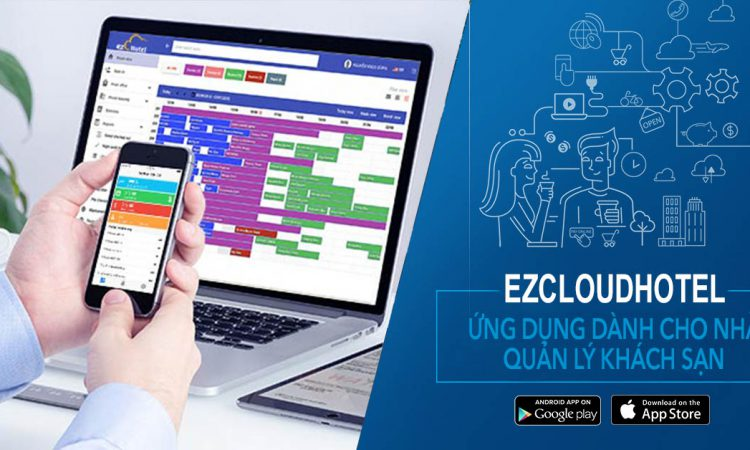 App ezcloudhotel 2.0
