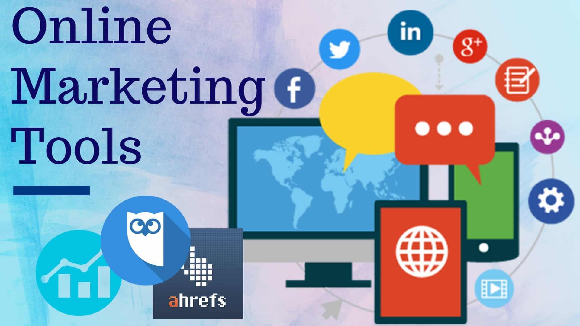 Công cụ marketing online khách sạn