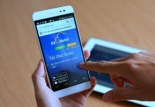 Hướng dẫn sử dụng app ezCloud Hotel Manager (Phần 2)