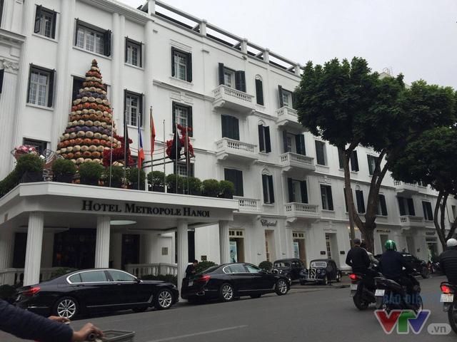 Bản tin khách sạn: Số lượng phòng khách sạn cao cấp tại hà nội tăng gấp đôi!