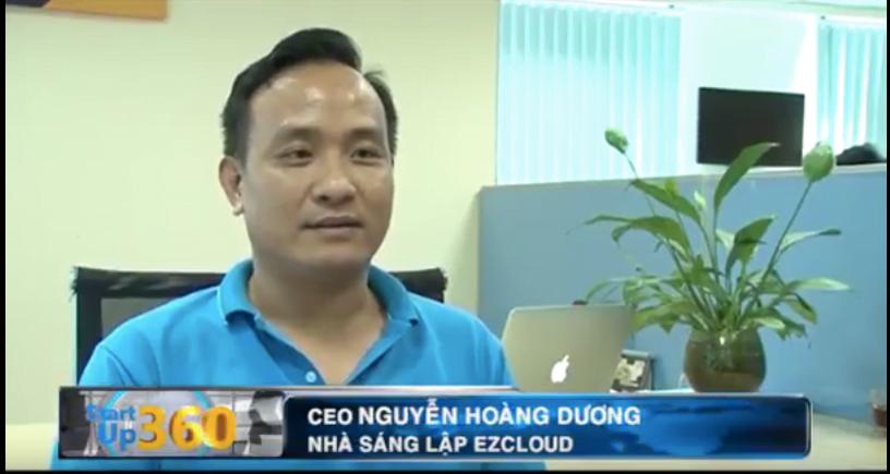 VITV: CEO Nguyễn Hoàng Dương và Ứng Dụng Quản Lý Khách Sạn
