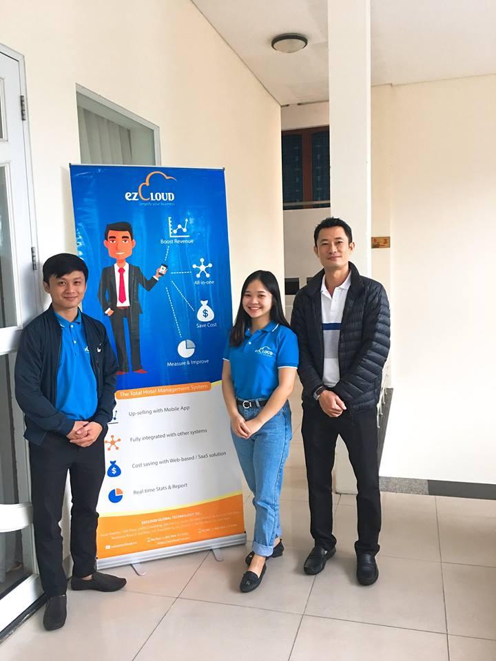 ezCloud tham dự Hội thảo các Khách sạn Công đoàn tại Đà Nẵng