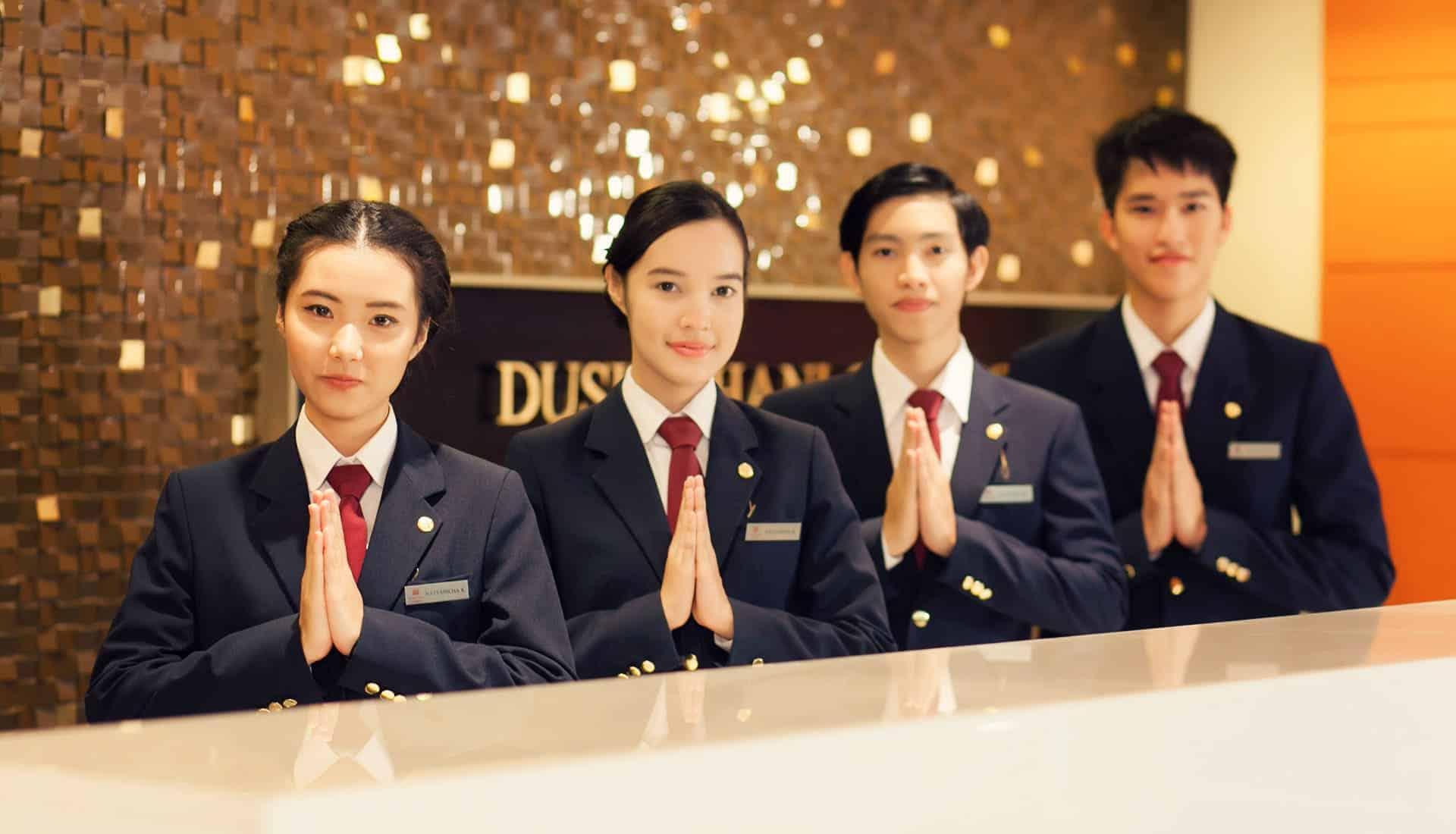 Hospitality – Ngành nghề hot nhất trong lĩnh vực khách sạn hiện nay