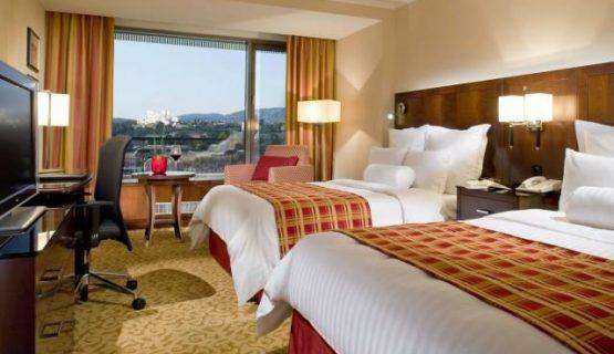 Cách phân chia phòng khách sạn theo tiêu chuẩn