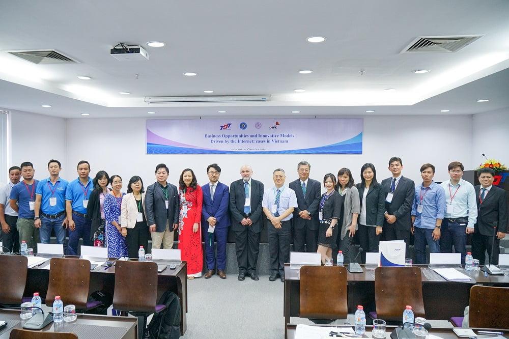 ezCloud tham dự hội thảo tại Đại Học Tôn Đức Thắng - TP Hồ Chí Minh
