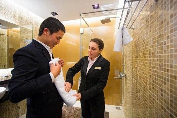 Cách lựa chọn nhân sự cho bộ phận buồng phòng khách sạn