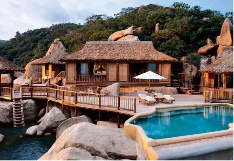 Resort gần gũi với thiên nhiên