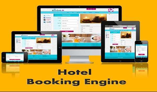 Quảng bá khách sạn: booking engine