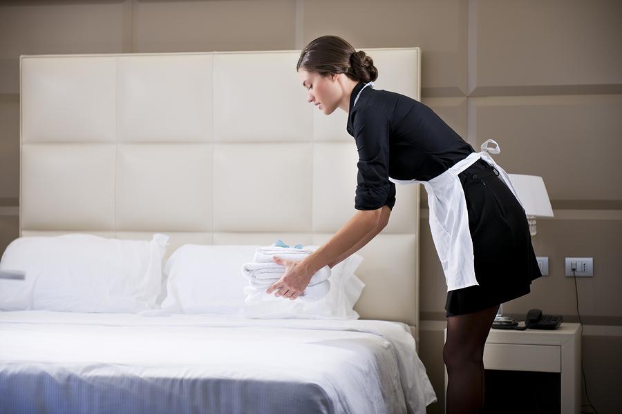 Quảng bá khách sạn: Vệ sinh sạch sẽ