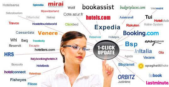 Kinh doanh khách sạn với hệ thống quản lý kênh phân phối