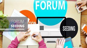 Tiếp thị liên kết trên Forum