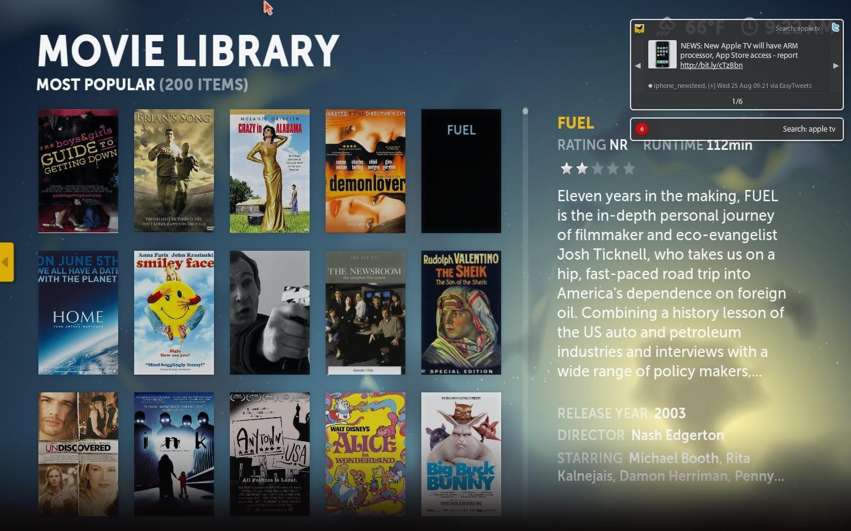 Một thư viện phim và sách miễn phí sẽ mang lại trải nghiệm độc đáo trong kinh doanh khách sạn cao cấp