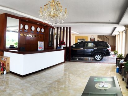 Kinh doanh khách sạn Hoàng Gia Thanh Hóa
