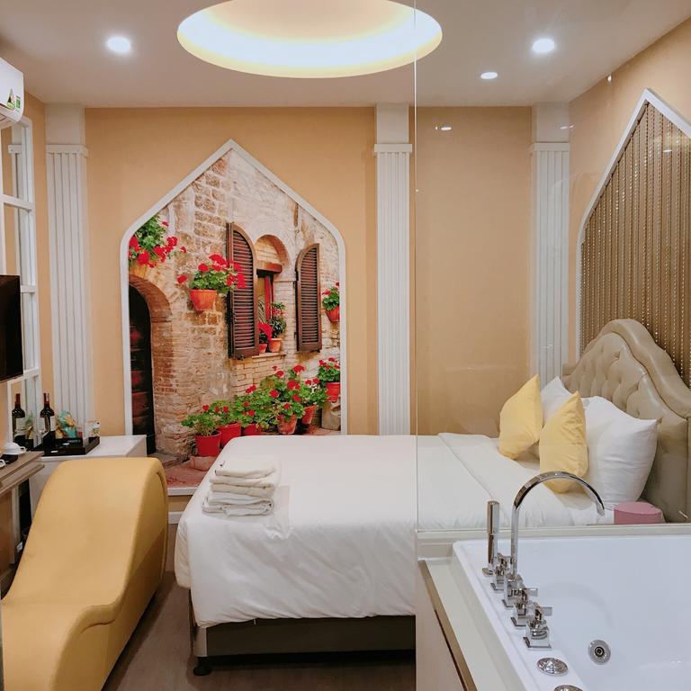 Khách sạn Cupid với phần mềm quản lý khách sạn ezCloudhotel