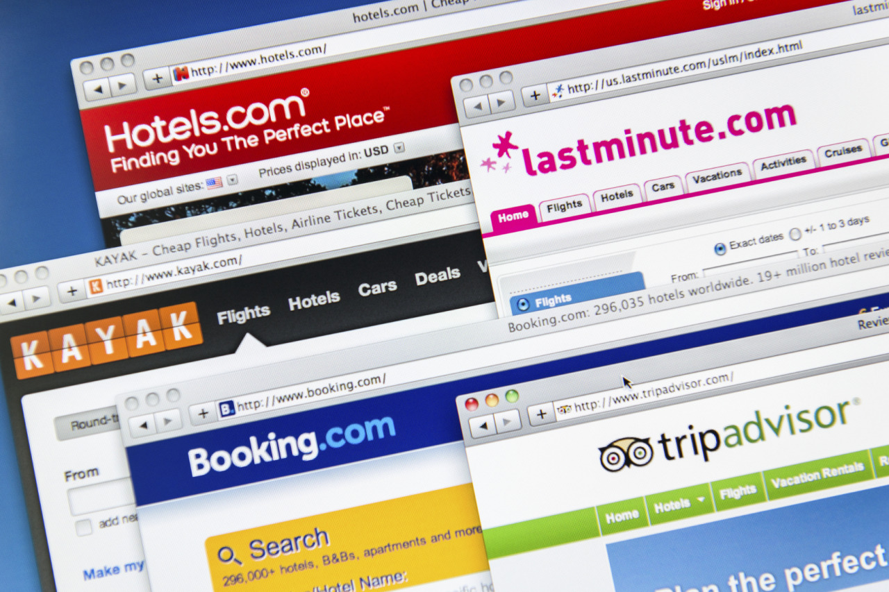 Kinh doanh khách sạn trên các OTA