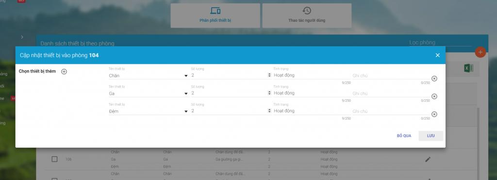 Phần mềm quản lý khách sạn ezCloud