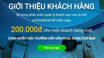 Kiếm tiền online đơn giản với chương trình tiếp thị liên kêt của ezCloudhotel