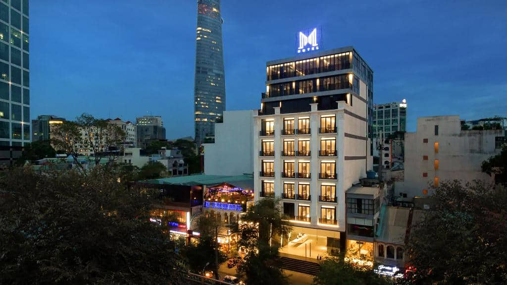 MHOTEL Sài Gòn