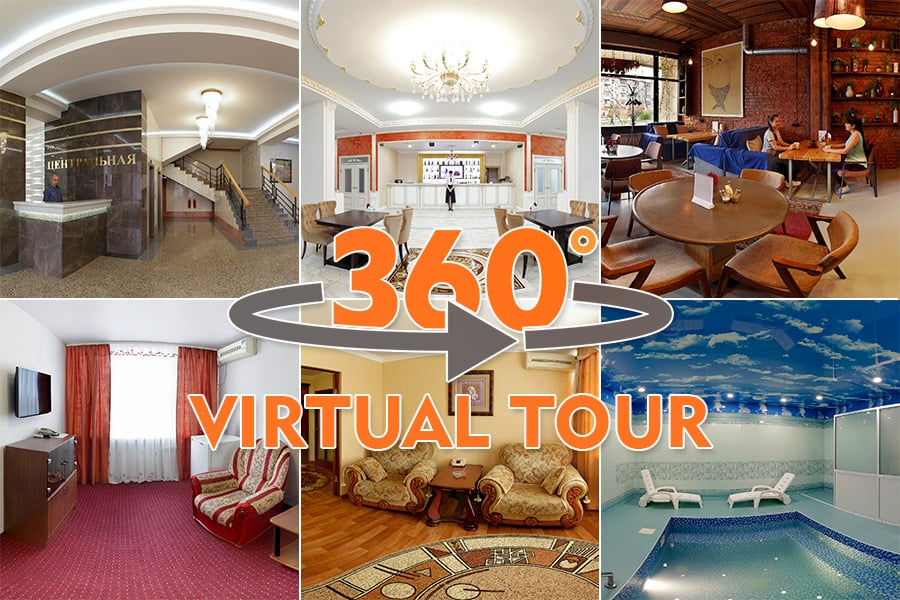 Công nghệ chuyến tham quan ảo trong kinh doanh khách sạn