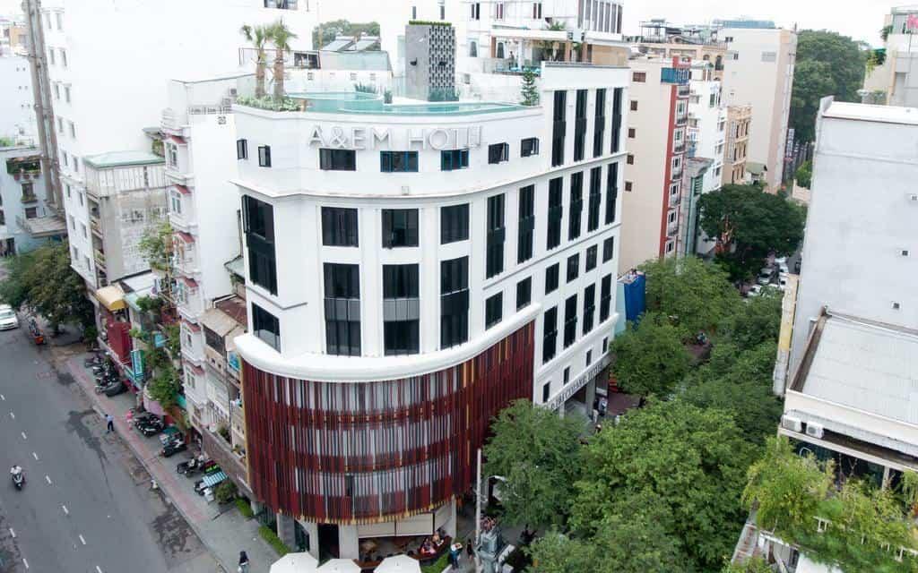 Khách sạn A&EM