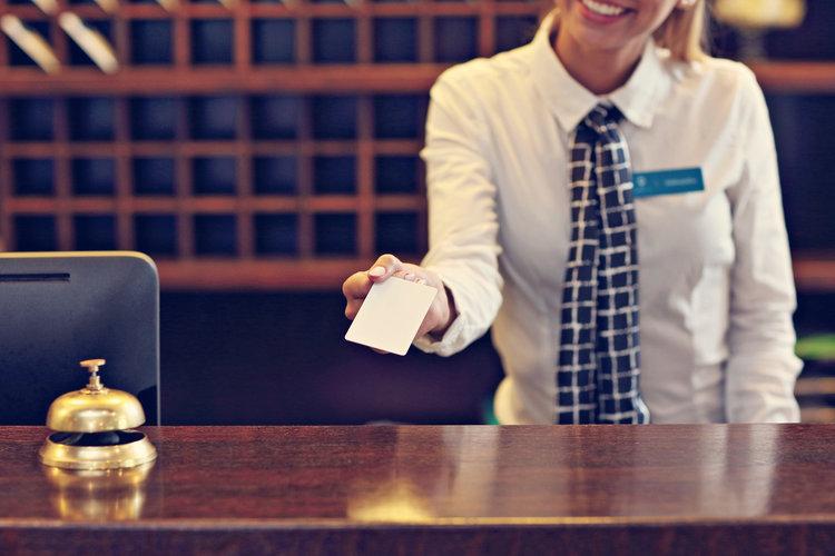 Check-in khi kinh doanh khách sạn