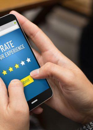 Hãy khuyến khích khách hàng để lại đánh giá