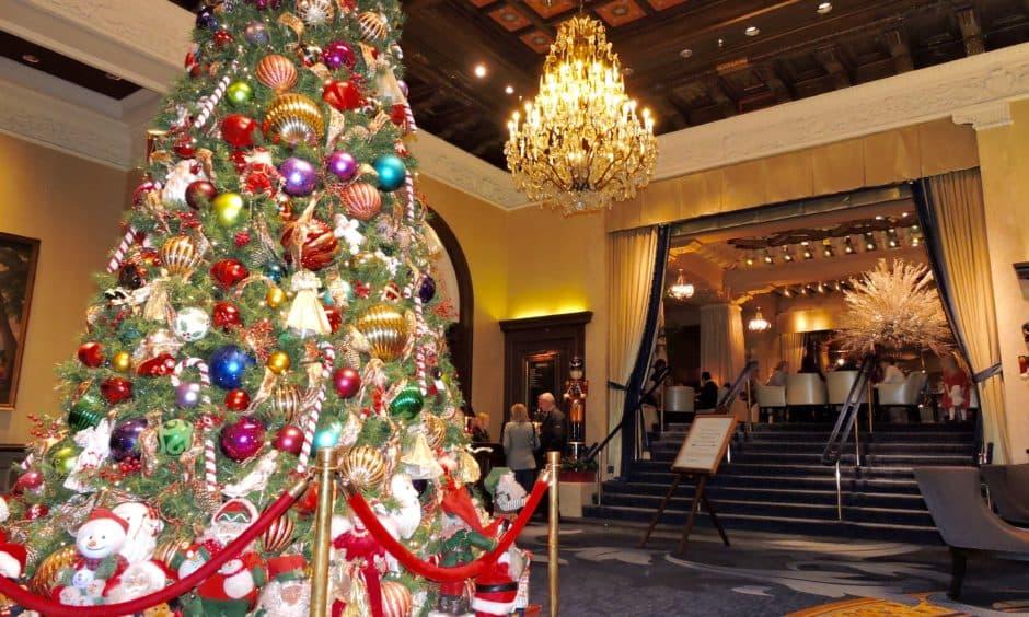 Marketing khách sạn dịp lễ Giáng sinh