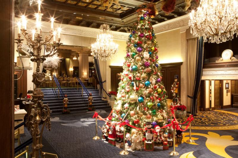 Marketing khách sạn trong dịp lễ giáng sinh