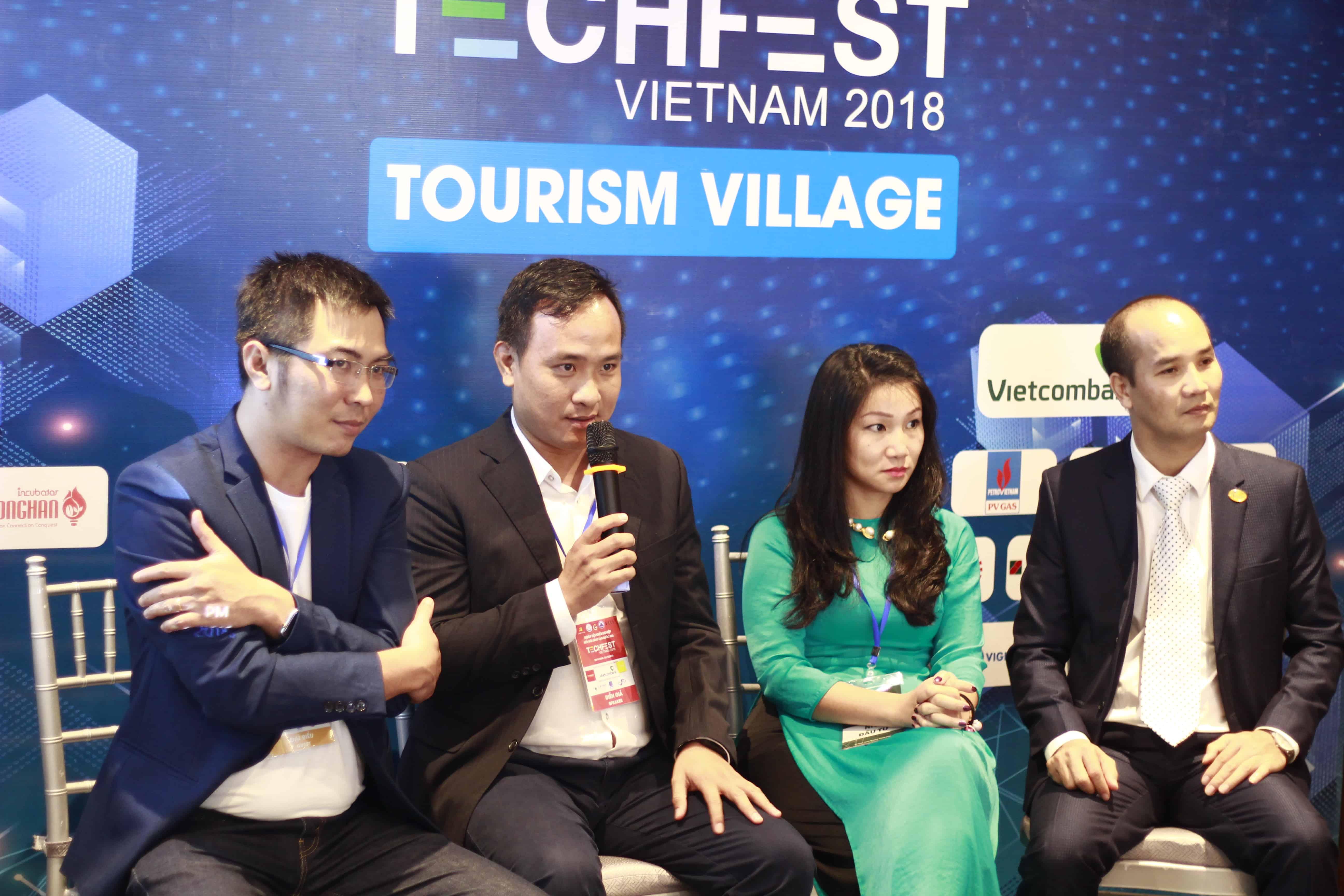 CEO ezCloud là diễn giả của 2 tọa đàm về Công nghệ và Du lịch trong TECHFEST 2018
