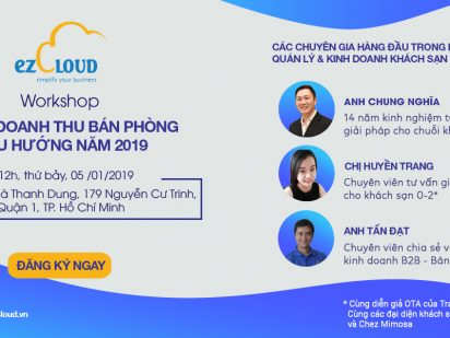 Workshop ezCloud