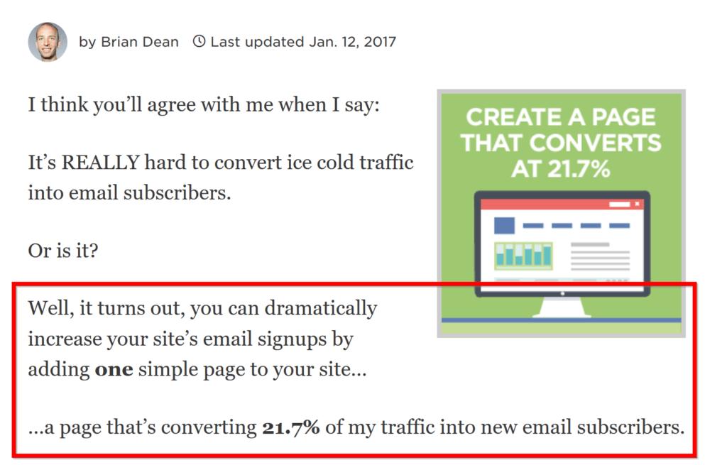 Viết blog tiếp thị liên kết với phương pháp APP