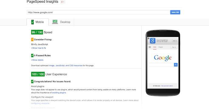 Làm tiếp thị liên kết với PageSpeed