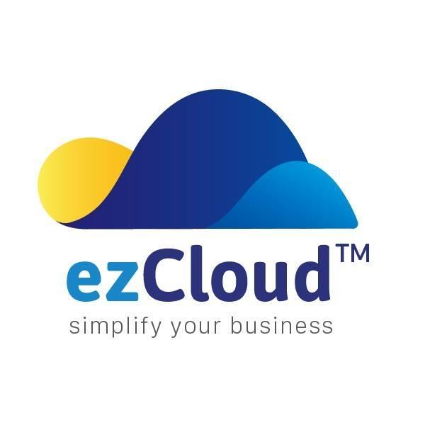 ezCloud thay đổi logo