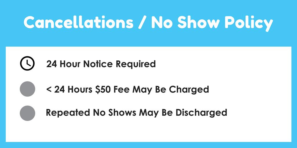 Chính sách no-show