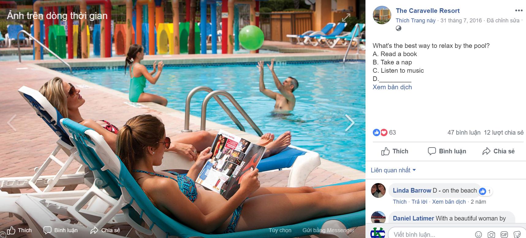 50 ý tưởng độc đáo giúp bạn quảng bá fanpage khách sạn