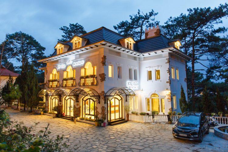 6 villa Đà Lạt đẹp siêu cấp không thể bỏ qua
