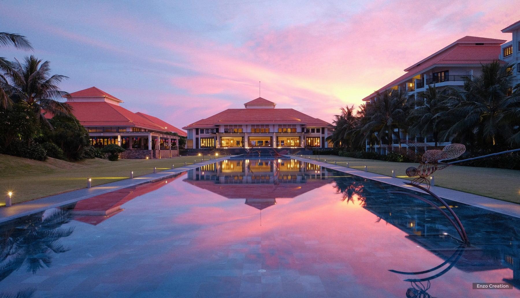 khu nghỉ dưỡng Pullman Đà Nẵng