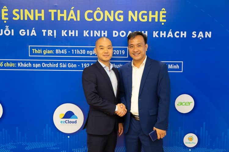 [DoanhnhanPlus.vn] Acer hợp tác chiến lược với ezCloud trong lĩnh vực du lịch – khách sạn