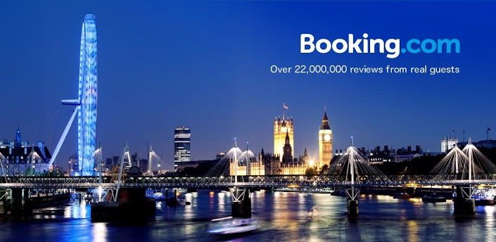 cách đặt phòng trên bookling.com