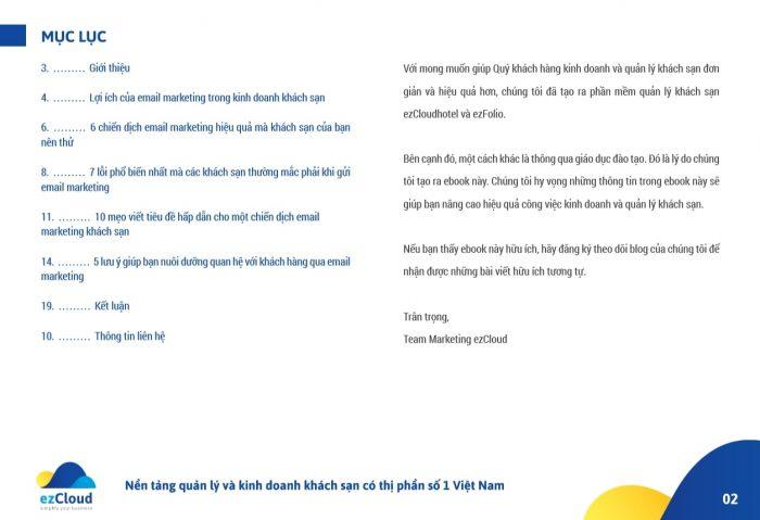 ebook Hướng dẫn toàn tập email marketing trong kinh doanh khách sạn