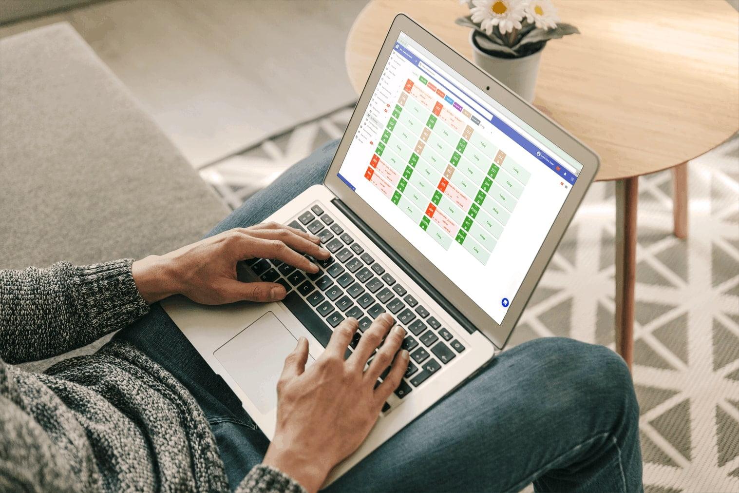 Phần mềm quản lý khách sạn ezCloudhotel