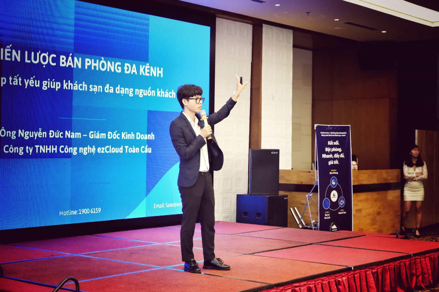 """Hội thảo: """"Kinh doanh khách sạn tại Nha Trang - Đa dạng hóa nguồn khách theo xu hướng công nghệ mới"""""""