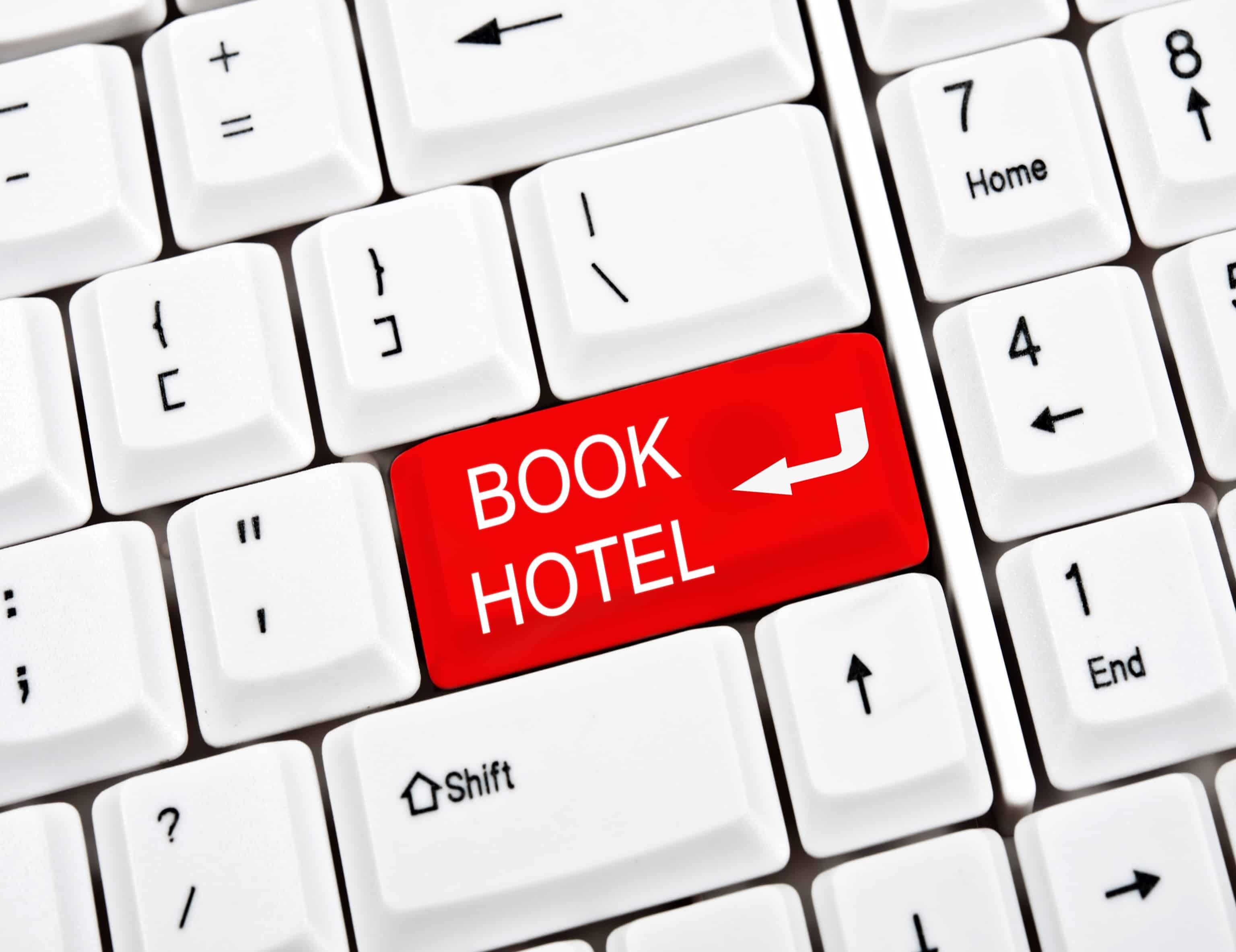 hệ thống đặt phòng khách sạn