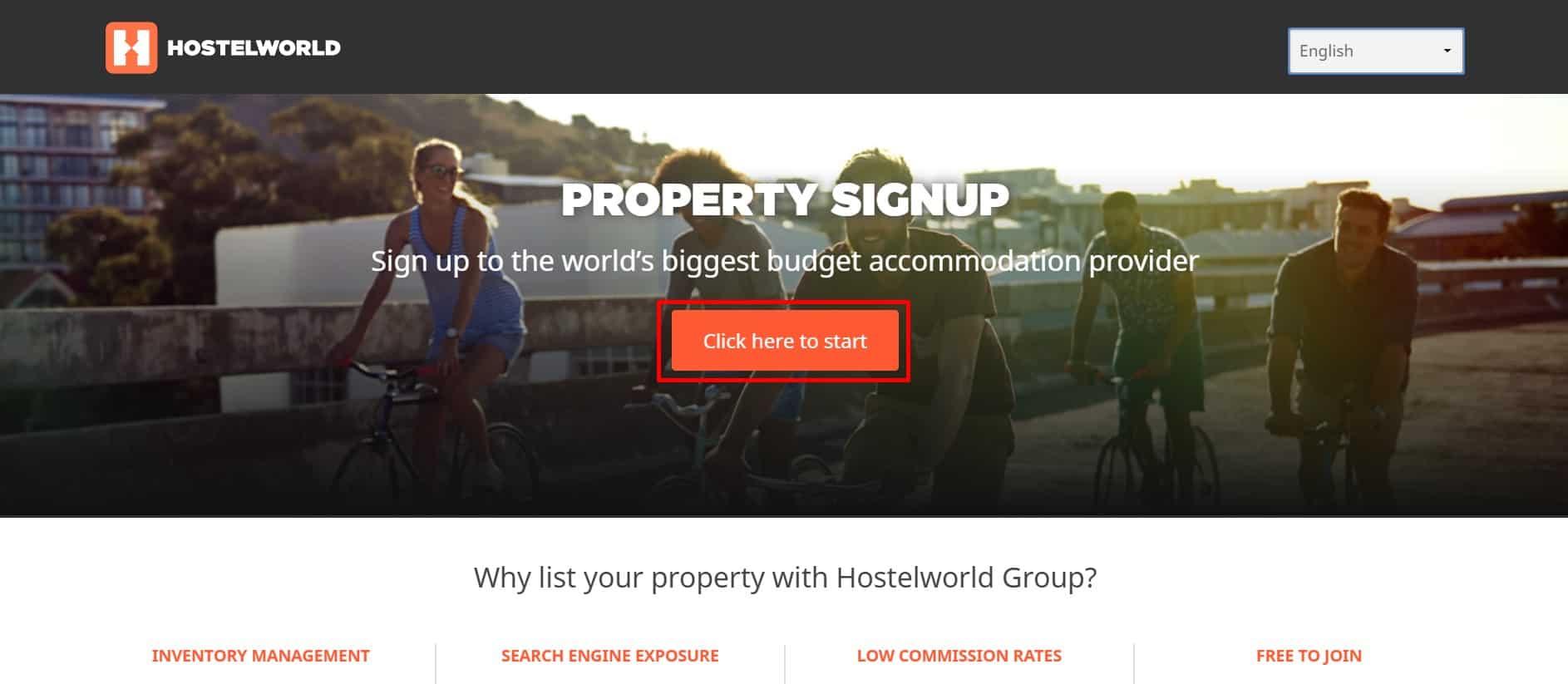 Hướng dẫn chi tiết cách đăng ký bán phòng trên Hostelworld - Bước 3