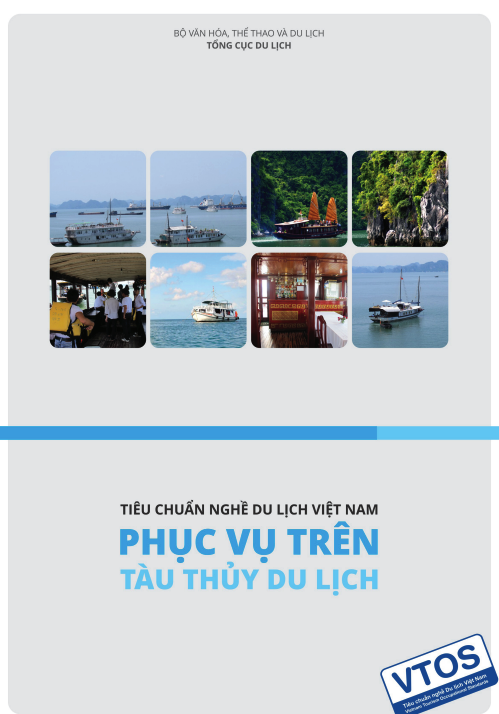 Ebook Nghiệp vụ hướng dẫn phục vụ trên tàu thuỷ du lịch