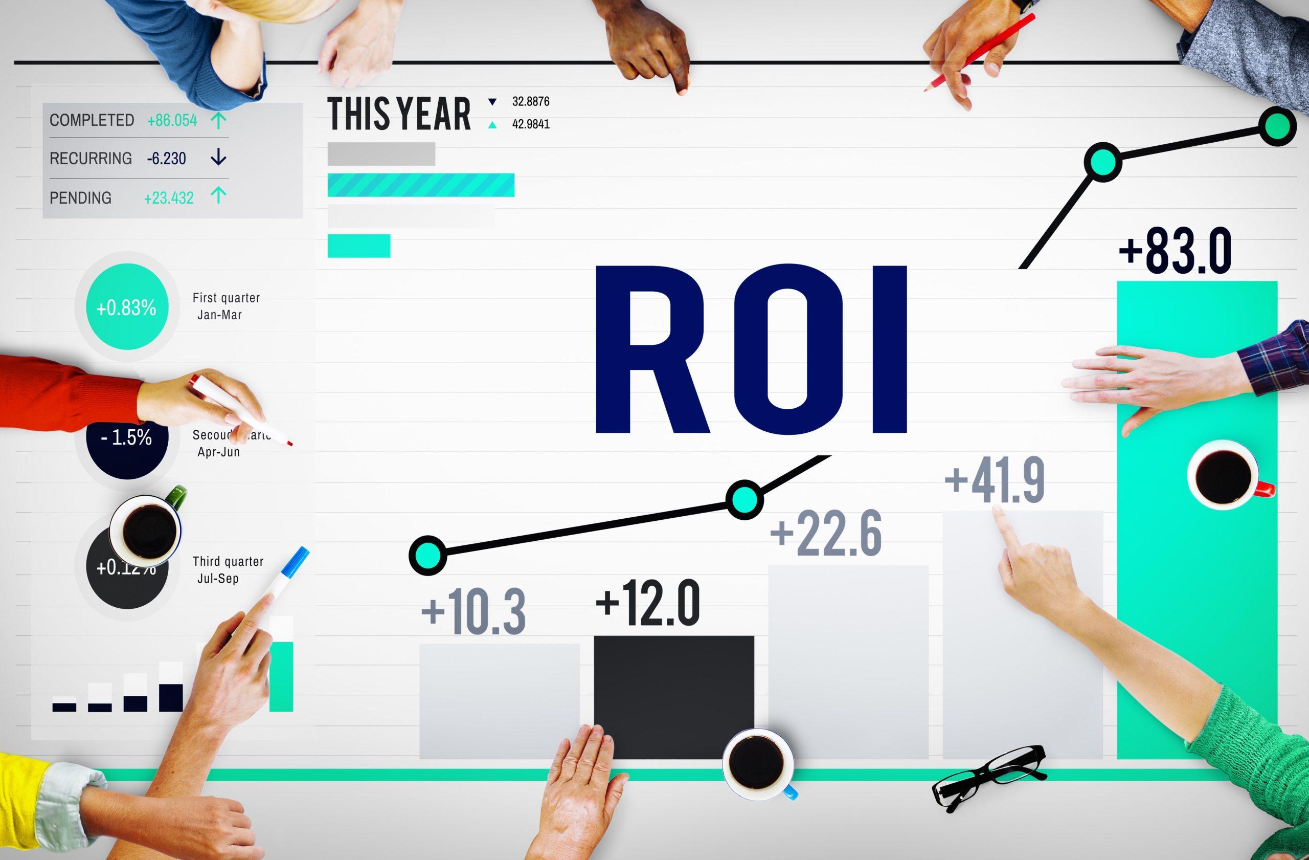 Hướng dẫn tính toán lợi tức đầu tư (ROI) ( Phần 2 )
